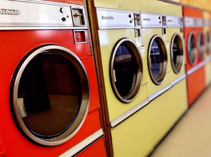 Mesin Pengering Laundry Gas